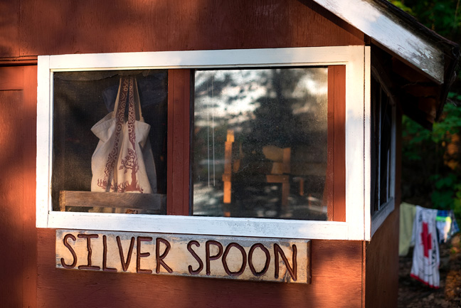 Sliver Spoon