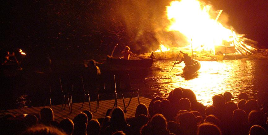 Night Boating